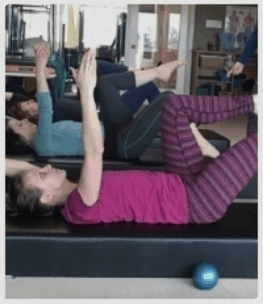 Physical cues - pilates