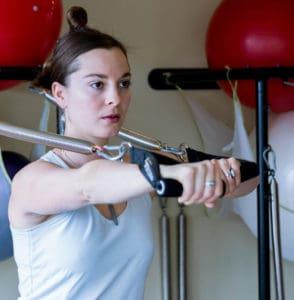 Anna Gropler - Pilates Process Instructor - Toronto