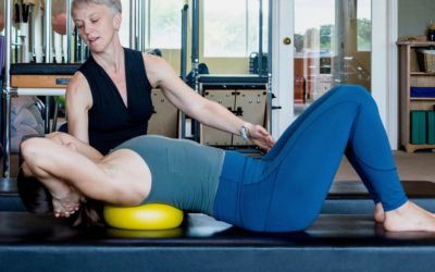 Pilates Props: Why we love the Squishy Ball
